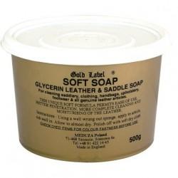 Saddle Soap Gold Label mydło do siodeł