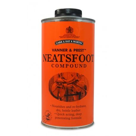 C&D&M VANNER&PREST NEATSFOOT, olej do skóry nowej, popękanej i suchej