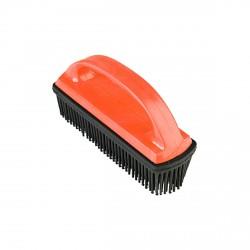 Horze Szczotka gumowa usuwania włosów
