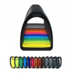 Fair Play kolorowe strzemiona syntetyczne PROFILE PREMIUM