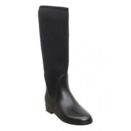 Buty zimowe York Izo czarne