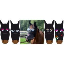 Maska Pfiff przeciw owadom z zabawnym wzorem