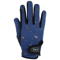 Rękawiczki dziecięce zimowe York Horsi