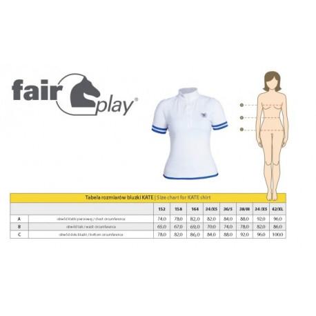 Koszula konkursowa Fair Play Kate