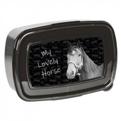 Śniadaniówka z koniem Paso Horse