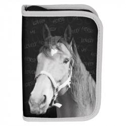 Piórnik z wyposażeniem Paso Horse