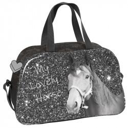 Torba sportowa konie Paso Horse
