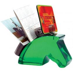 Stojak HR na kartki w kształcie konia