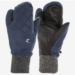 Rękawiczki zimowe trójpalczaste HORZE PADDED