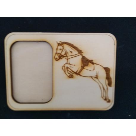 Ramka na zdjęcia z koniem