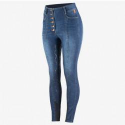 Bryczesy jeansowe Horze Filippa Limited Edition