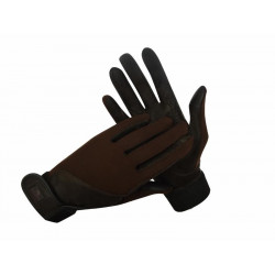 Letnie rękawiczki START Nias, skóra