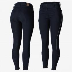 Bryczesy jeansowe Horze Mikaela- Limited Edition