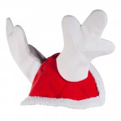 Nauszniki świąteczne z rogami renifera Horze