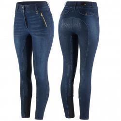 Jeansowe bryczesy Horze Nicole
