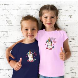Koszulka York Jednorożec